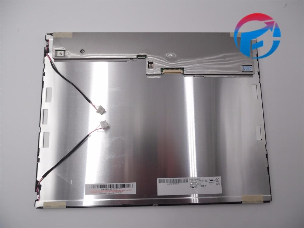 G150XG01 V0 15 LCD Industrial Application panel 1024*768 For AUO New&original original grade a one year warranty sva150xg10tb 15 0 inch lcd panel 1024 rgb 768 xga