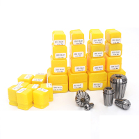 12pcs 1/2 1/8 1/4Collet Chuck Lathe Tool Holder ER32 Collet Chuck ER 32 spring collet For CNC Spindle Motor Milling Machine