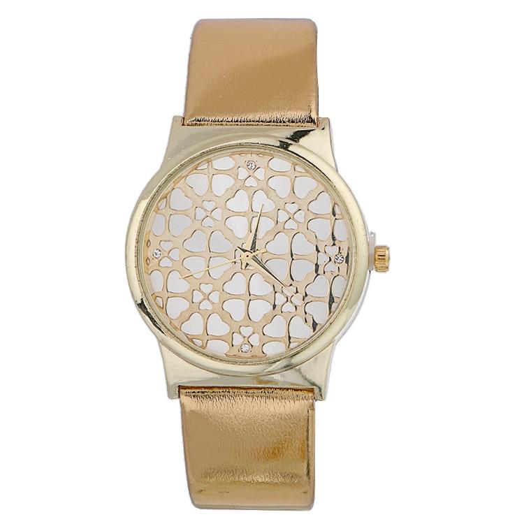 Women Watch 2017 Fashion Casual Colorful Quartz Watch Ladies Geneva Watch Women Trendy Wristwatch 100pcslot