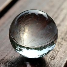 Hot Sell Magic Crystal Ball Quartz FengShui Photography Glass Crystals Craft Travel Take Pictures Home Decorative Balls Gift