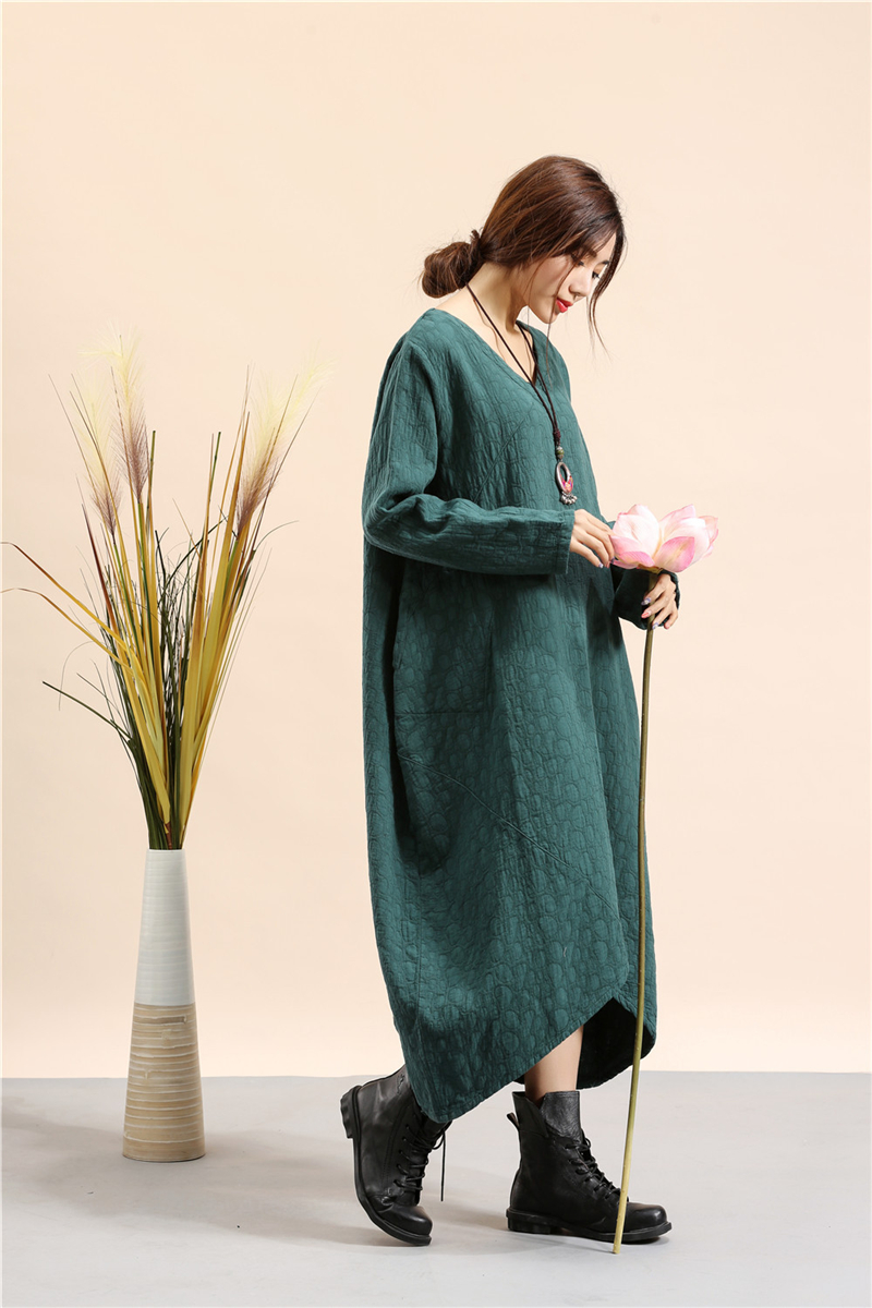 mf-60 women dress long sleeve (23)