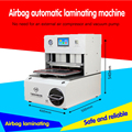1 PC Automatic Airbag Laminating Machine TBK-708 for edge, Suit for Any Curved Screen Digitizer Laminating