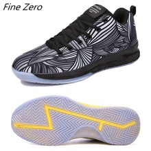 Hot High Quality Men Daily Badminton Shoes Training Breathable Anti-Slippery Lig