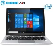 """Alldocube/CUBE мыслитель 13.5 """"IPS ноутбук Windows 10 Intel Core m3-7Y30 двухъядерный процессор 1.0 ГГц 8 ГБ + 256 ГБ отпечатков пальцев Сенсор"""