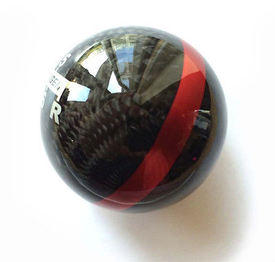 Hot 2017 Carbon Fiber Shift Knob for Civic FD2 FN2 CL7 DC5 EP3 S2000 Car Interior Black-Red high quality free shipping цены