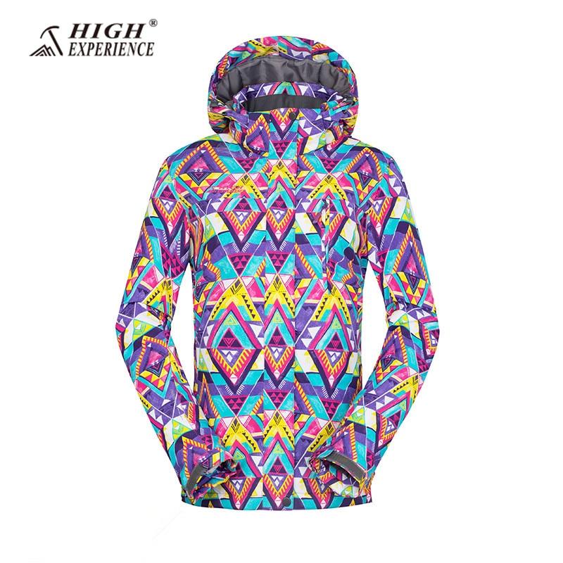 Ski Jacket For Women Winter Women's Sport Jackets Skiing And Snowboarding Jackets Snowboard Jacket Female Winter Sport Coat Warm недорго, оригинальная цена