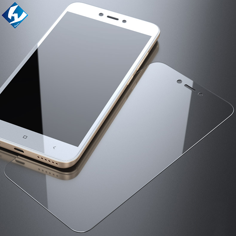 For Xiaomi Redmi Note 5A Y1 lite \Note 5A Prime Pro Y1 Tempered glass screen protector film Lhoyern brand OTG adapter for gift