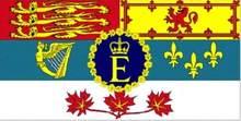 Canadá Royal Padrão 3ft x 5ft Ensign Bandeira de Poliéster Bandeira do Vôo 150*90 centímetros Personalizado ao ar livre