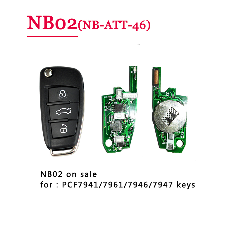 (5pcs / lot) NB02 URG200 / KD900 / KD200 машинасы үшін - Автомобиль электроникасы - фото 2