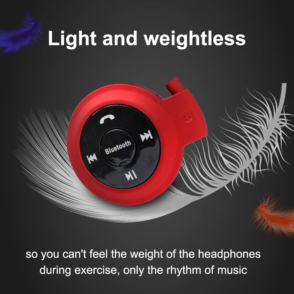 SHZONS 3 In 1 High Quality Bluetooth Earphone Mini Hands Free Wireless Sports Earphone Stereo FM Radio TF Card For Man Women in Bluetooth Earphones Headphones from Consumer Electronics