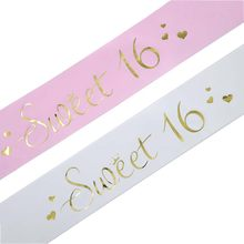 Popular Sweet 16th Birthday Decorations Buy Cheap Lots From China Suppliers On Aliexpress