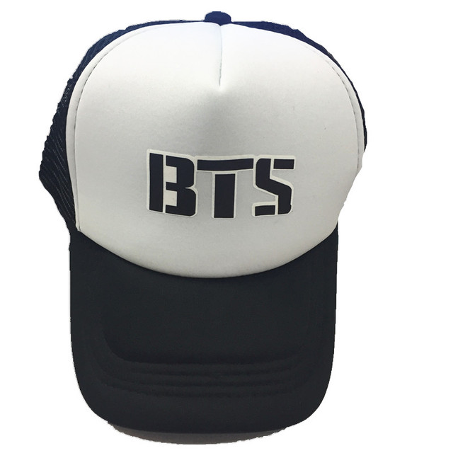Кепка к-поп BTS 1