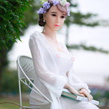 Cosdoll 165cm Depressed Girl Silicone Sex Dolls with Metal Skeleton Real 3D Vagina Anal Oral Sex for Men Love Doll