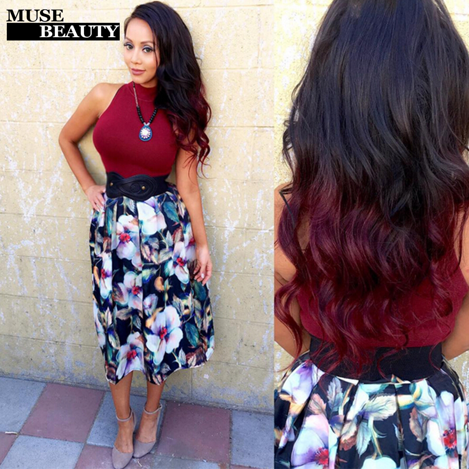 Hot Girl Malaysian Virgin Hair Bundles Muse Beauty