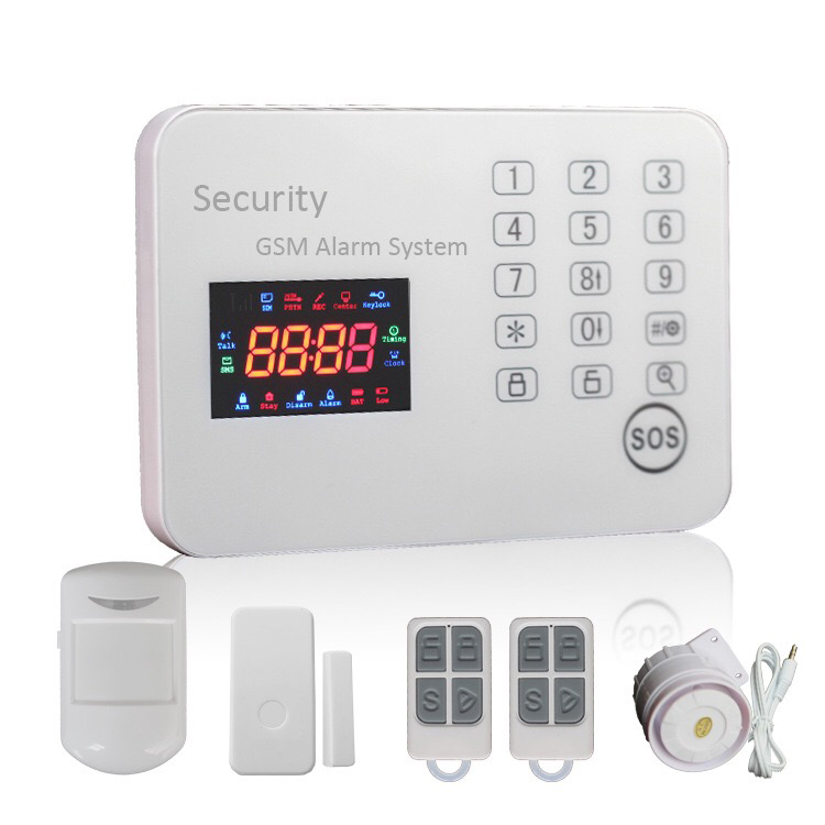 A SET OF GSM WIRELESS ANTI-THEFT ALARM SYSTEM. INTELLIGENT SECURITY, HOME AND FAMILY PROTECTION. MOBILE APP AND REMOTE CONTROL khalil ibrahim ayman a aly el naggar and ahmed a abo ismail intelligent control of flexible robots