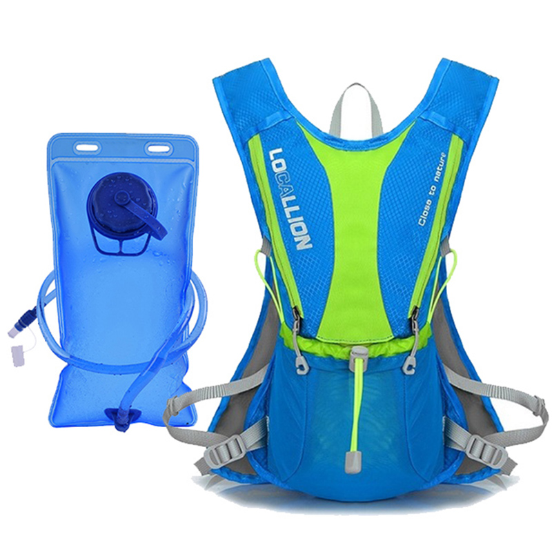 Sports Running Bags 5L Hydration Backpacks 2L Water Bladder Outdoor Trail Trekking Hiking Nordic Walking Bicycle Bag Camelback