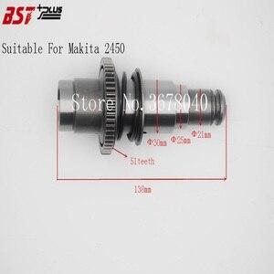 Image 4 - 11 шт. = комплект, сменный держатель для перфоратора MAKITA 2450, аксессуары для электроинструментов