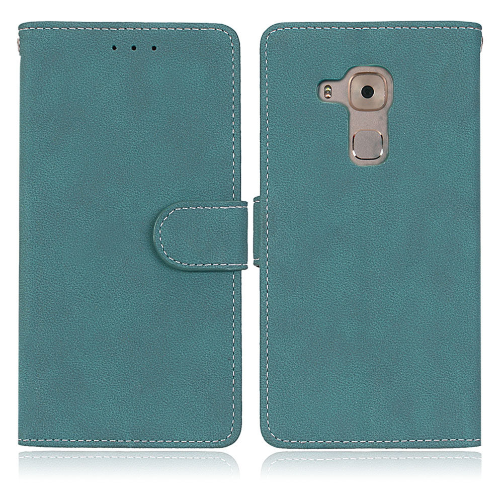 For Huawei G9 Plus Case Luxury PU Leather Flip Wallet Hold Protection Bags for Huawei Ascend G9 Plus 5.5 Phone Cases&Shell