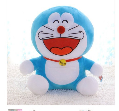 STuffed plush toy 68cm happy Doraemon doll huge 26 inch soft Toy birthday gift wt6761 7 5 inch pickle rick cucumber soft plush toy