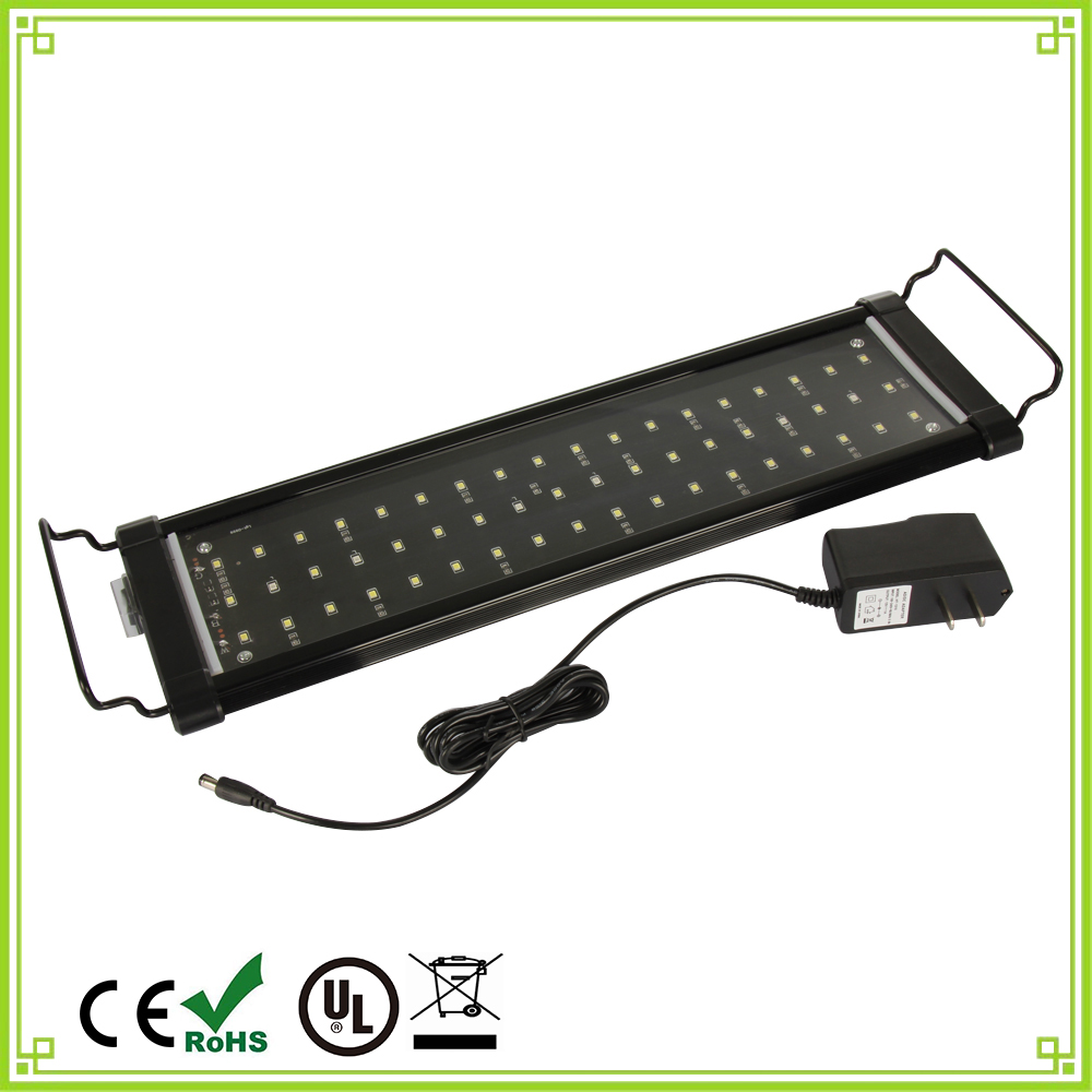 1pcs 30cm 40cm 60cm 90cm led aquarium light fish tank coral lamp underwater light for for fish