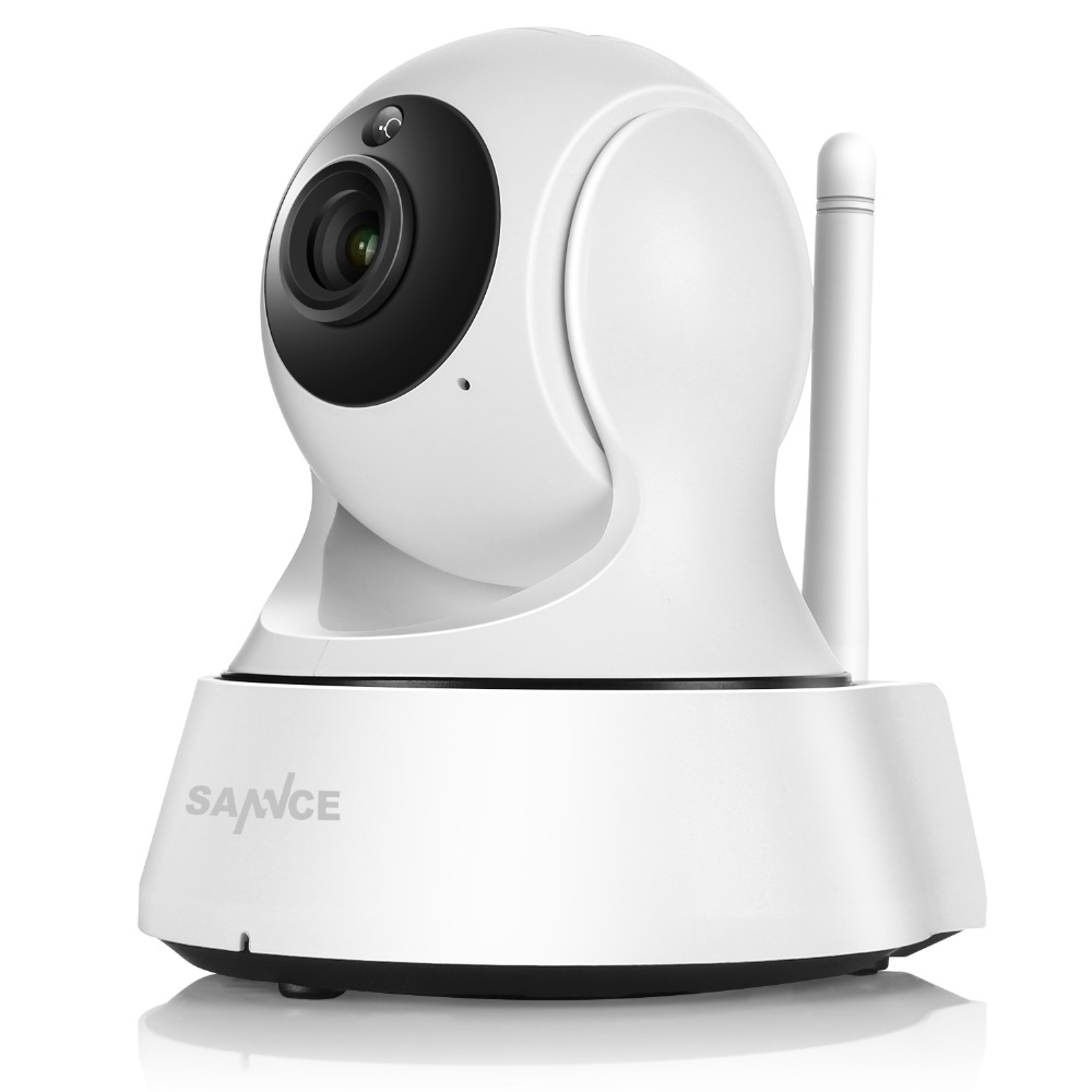 SANNCE Wireless 720P Wifi IP Camera Indoor Home Security IP Camera Baby Monitor Surveillance WI FI