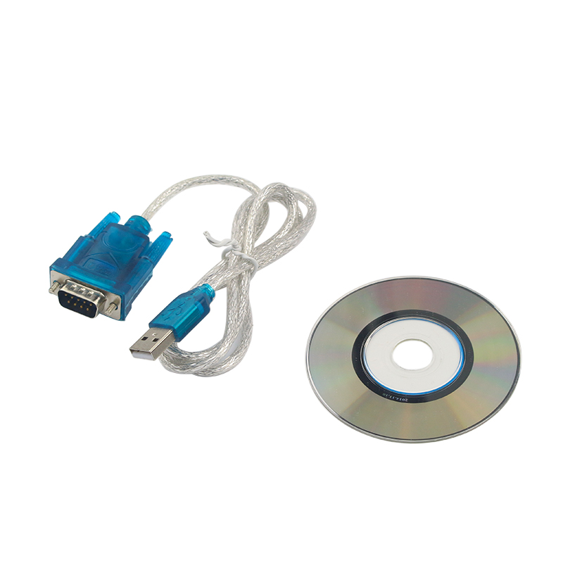 HD 1080P USB 2.0 to SERIAL RS232 DB9 9 PIN Conventer Adapter Cable for Win 7 64 bits for PC Mobile Phone Win 7 /8