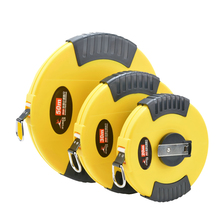 20m30m50m measuring tape fibre glass tape measure retractable flexible ruler metric inch