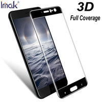 Imak 3D Curved Edge Tempered Glass For HTC U11 Full Cover Protective Original Screen Protector Film