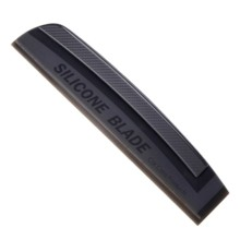 NEW Eco friendly Silicone Water Wiper Dark Grey Car Washing Squeegee Window Cleaning Quality Meets Japan Standard 1pc Free Ship
