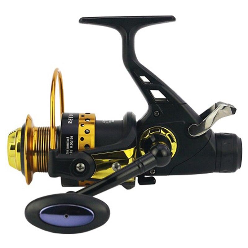 Yumoshi 13+1 Ball Bearings Front And Rear Brake Cnc Rocker Arm Fishing Reel