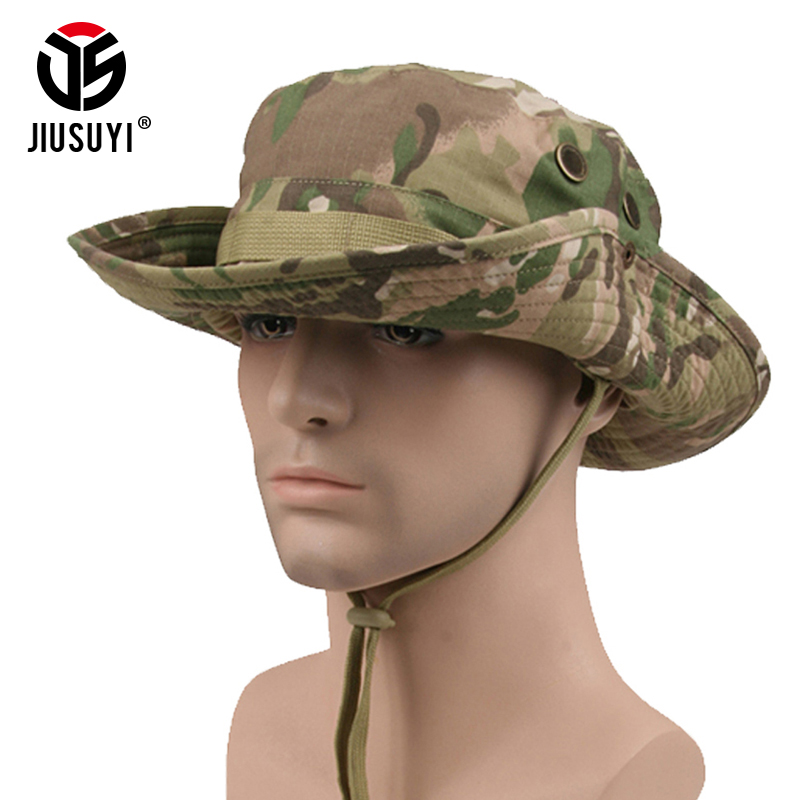 56897da1cddb9 Detail Feedback Questions about Multicam Nepalese Boonie Hats Tactical  Airsoft Sniper Camouflage Tree Bucket Cap Accessories Military Army  American Military ...