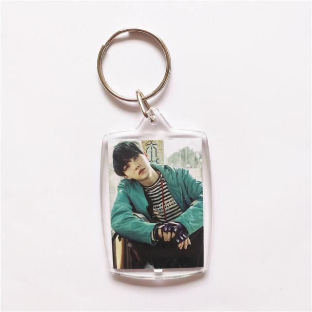Premium BTS Keychain Portraits