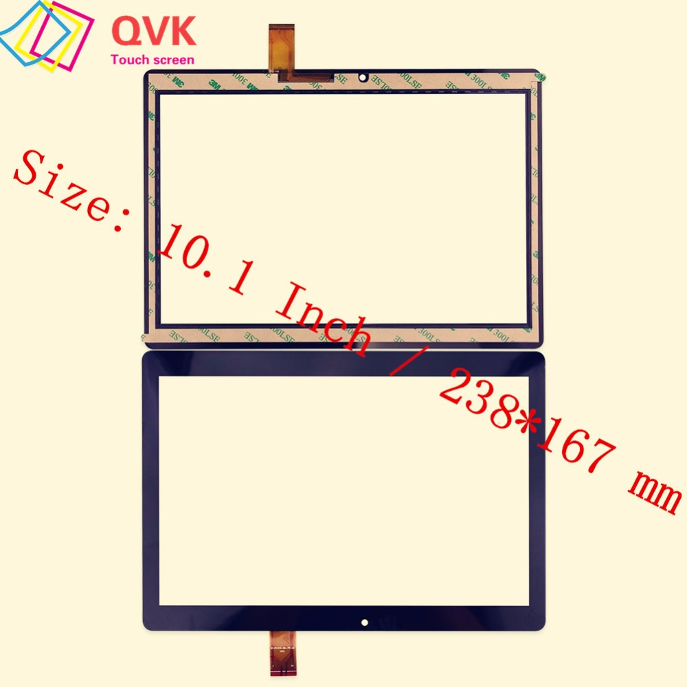 10.1 Inch for 4Good Light AT300 tablet pc capacitive touch screen glass digitizer panel Free shipping new capacitive touch screen digitizer for 7 4good light at200 tablet touch panel glass sensor replacement free shipping