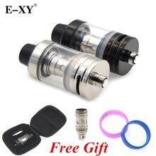 E-XY сменная катушка 22 мм бак распылитель 0.5ом атомайзер бак с запасной 0.3ом катушка подарок 2,5 мл емкость 510 нить
