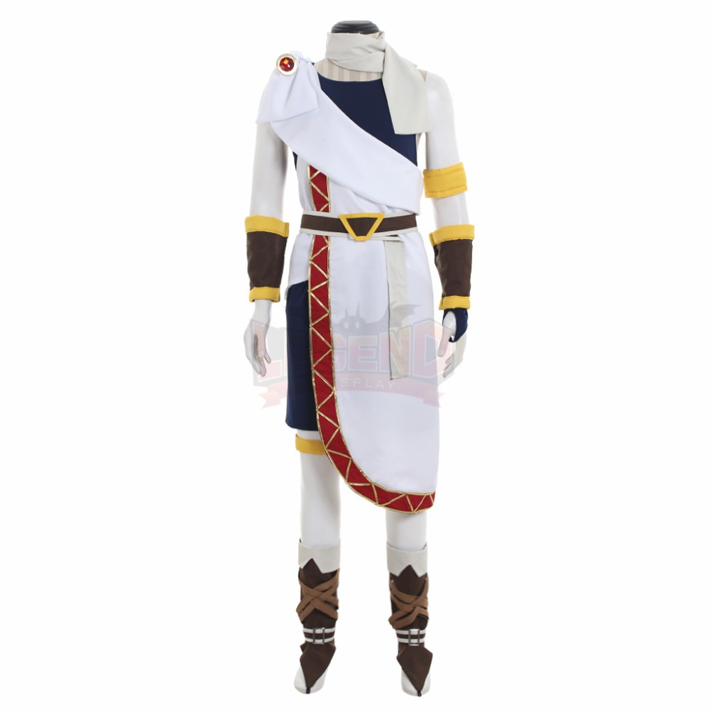 Kid Icarus Uprising Pit Cosplay Costume Full Set Custom Made Halloween In Anime Costumes From Novelty Special Use On Aliexpress