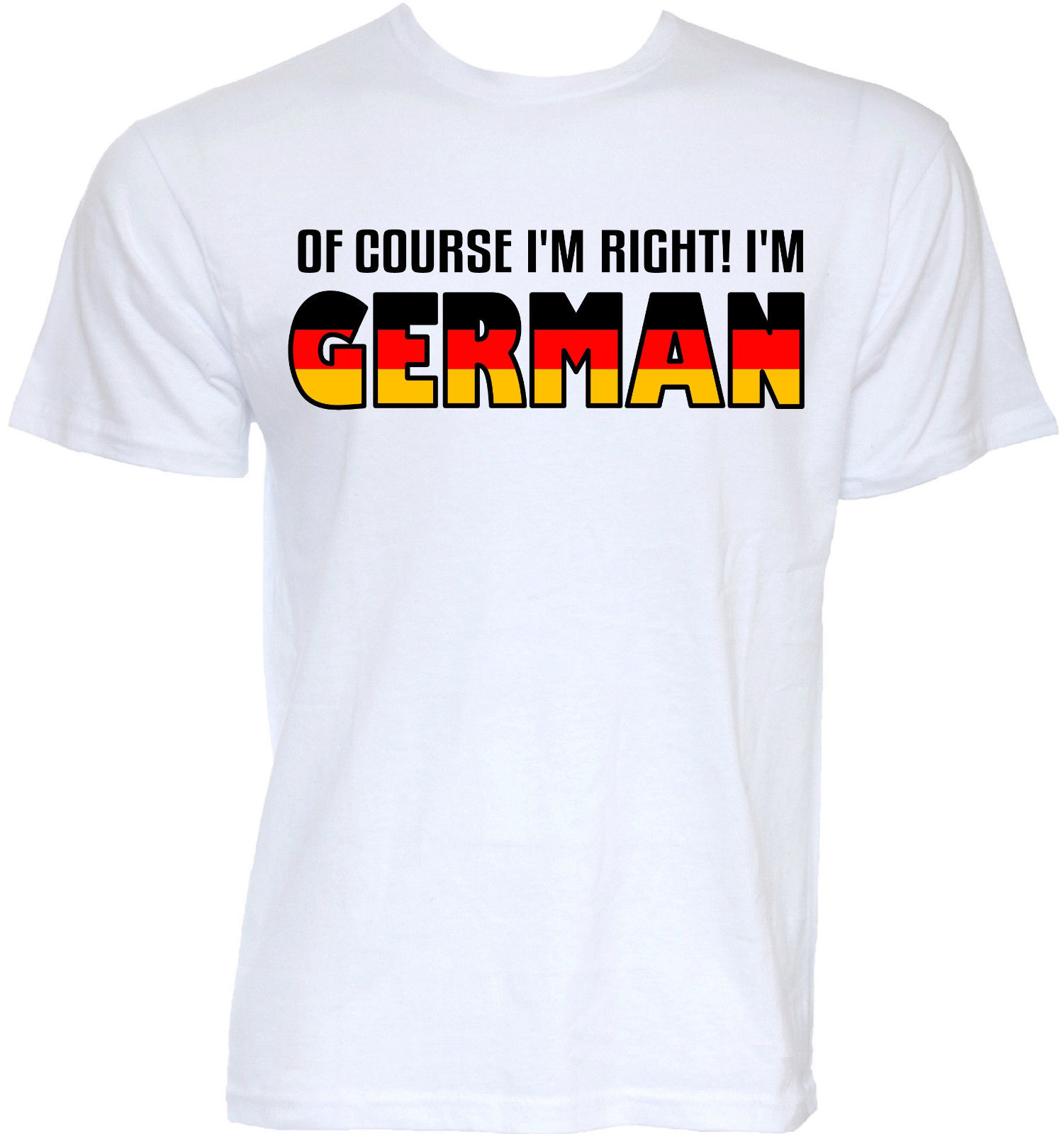 MENS FUNNY COOL NOVELTY GERMAN GERMANY FLAG SLOGAN JOKE T-SHIRTS RUDE FUN GIFTS High Quality Fashion MenS T Shirts Personality