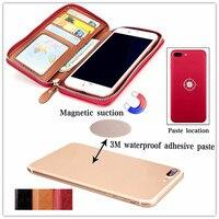 Misolocat Universale Wallet Case For Xiaomi Redmi Note 4X Mi Note 2 3 Mi 4 5