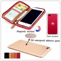Misolocat Universale Wallet Case For Xiaomi Redmi Note 4X Mi Note 2 3 Mi 4 5