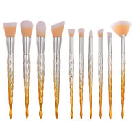 New Arrival Professional Makeup Brushes Make Up Brushes Set Eyebrow Eyeshadow Brush Kit Cosmetic For Women