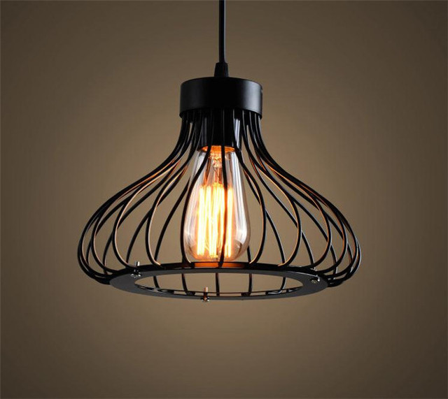 wire cage light fixtures home design ideas
