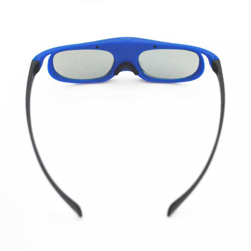 Obturador activo 96 144Hz gafas 3D recargables para Benq Acer X118H P1502 X1123H H6517Abd H6510Bd proyector Optoma Jmgo V8 Xgimi - 5