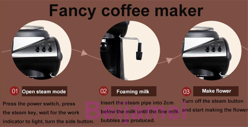 fancy coffee maker
