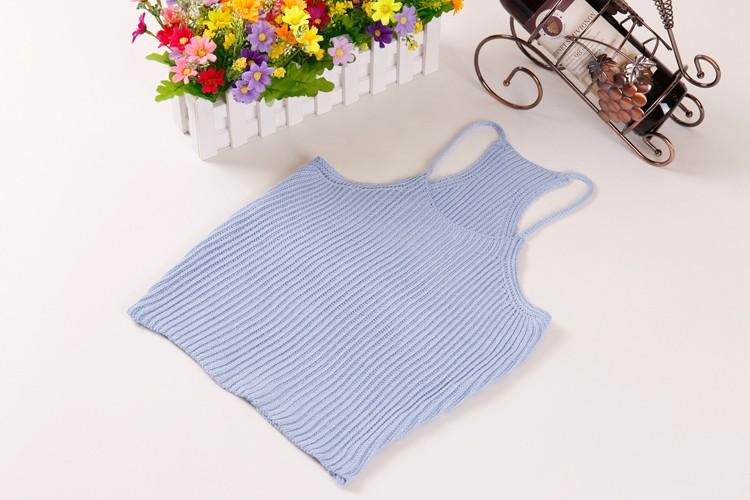 HTB14NwKLFXXXXX0XXXXq6xXFXXX6 - FREE SHIPPING Women's Short Cropped Knitted Tank Tops JKP308