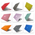 11 colors Through See Frosted Smoke Matte Case Hard Cover for macbook Air Pro 11 13 15 inch with retina