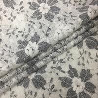 Italian Import Bonded Fleece Knitted Lace   Fabric   Fashion Wool   Fabric   Cashmere Telas Cheap Tissu au Metre Tecidos Cloth For Dress