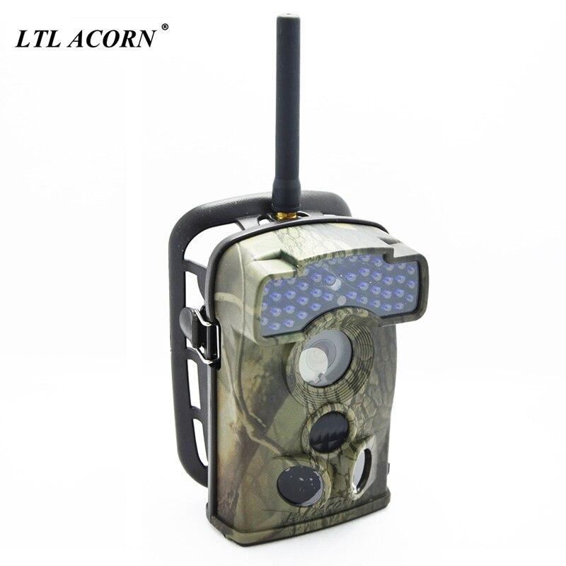 LTL ACORN 5310WMG Foto MMS GSM GPRS Camera Selvagem Armadilhas Armadilhas 12MP HD 940NM IR Trail Escotismo Caça Câmera À Prova D' Água camcorder