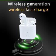 In-Ear Wireless Charging TWS-M9X2 Wireless Stereo Earphone Double Ear Touch Key Auto Pairing Bluetooth Earbuds With Charging Box цена и фото