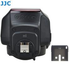 JJC Hot Schoenen Caps MI Voet Cover Knippert Microfoons Video Lichten Beschermen Cap voor Sony MI Schoen Connector