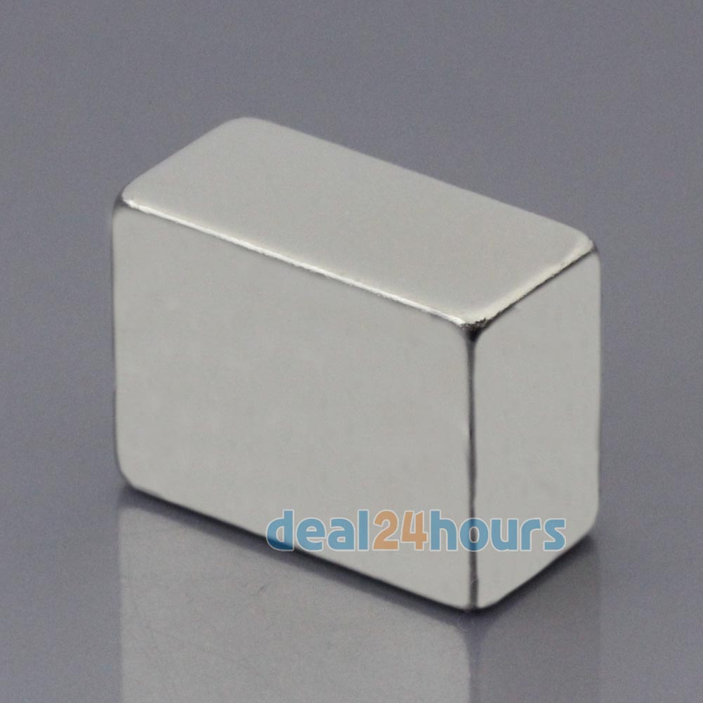 OMO Magnetics 1PC N50 Super Strong Block Cuboid Magnets Rare Earth Neodymium 20 x 15 x 10 mm New omo magnetics 10pcs big bulk super strong cuboid block magnets rare earth neodymium 50 x 50 x 5 mm n35 wholesale