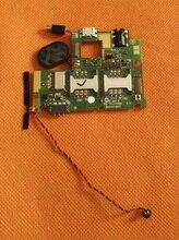 Carte mère d'origine 512 M RAM + 4G ROM Carte Mère pour Lenovo A399 5 pouce MTK6582 Quad Core Livraison gratuite